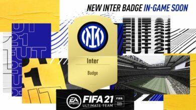 FIFA 21: Se acerca el nuevo logo del Inter