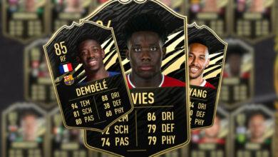 FIFA 21: TOTW 27 está en vivo y trae 4 jugadores malditamente rápidos