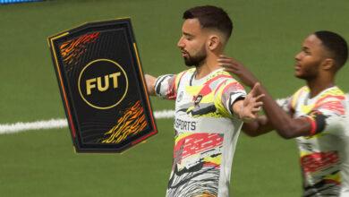 FIFA 21 está regalando sobres gratis para los Días del Jugador de FUT