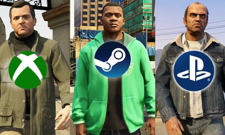 GTA Online: ¿hay crossplay para PC, PS4 / PS5 y Xbox?