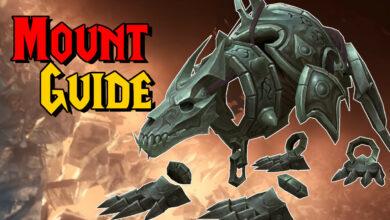 """Guía de WoW: así es como desbloqueas la montura """"Bound Schemenhund"""""""