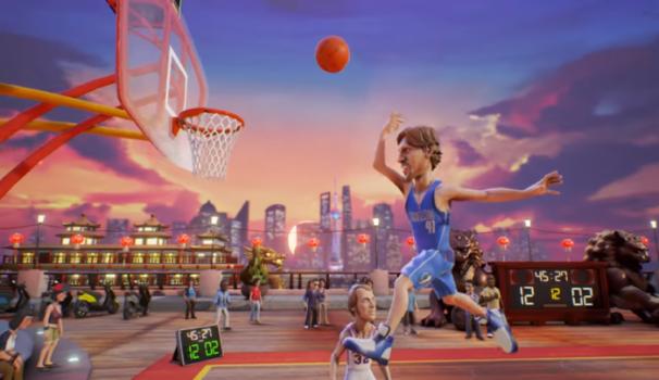 Campos de juego de la NBA