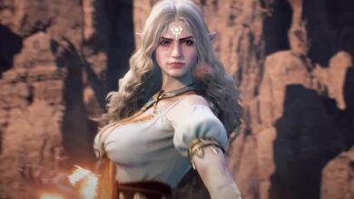 MMORPG The Ragnarök está basado en God of War, comienza la beta en 2021