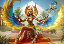MOBA cambia el nombre de diosa de 4000 años porque el antiguo nombre de alguna manera ya no funcionaba