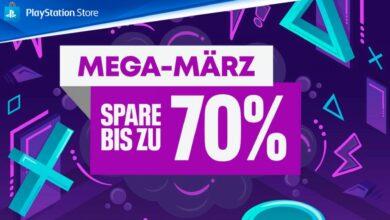 Mega March en PS Store: muchos juegos de PS4 son actualmente hasta un 70% más baratos