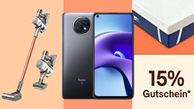 Mejor precio en eBay: ganga de teléfonos inteligentes Redmi Note 9T 5G y más