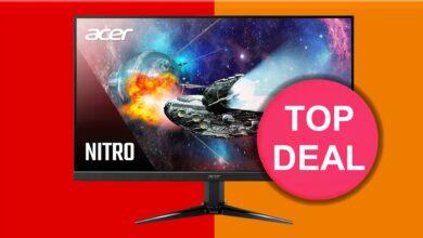 Monitor de juegos por menos de € 100: mejor precio en MediaMarkt & Saturn