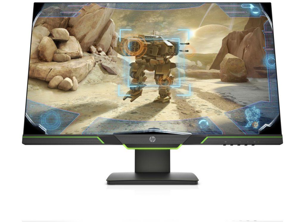 Monitor de juegos HP27xq