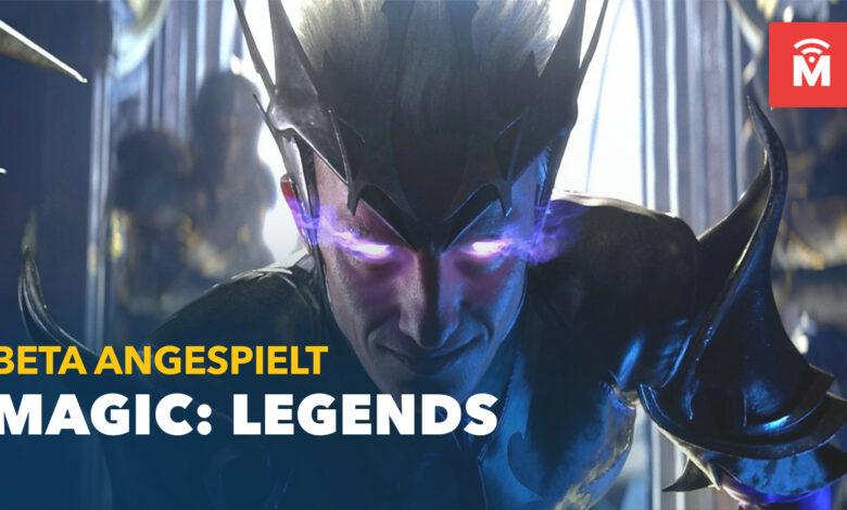 Pensé que Magic: Legends es como Diablo, estaba completamente equivocado