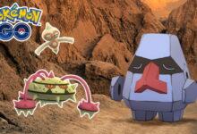 Pokémon GO anuncia evento con Shiny Nasgnet: te trae 4 Pokémon raros