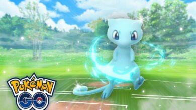 Pokémon GO facilita mucho la investigación especial sobre Shiny Mew