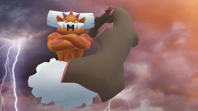 Pokémon GO: lección de incursión hoy con Demeteros: ¿vale la pena?