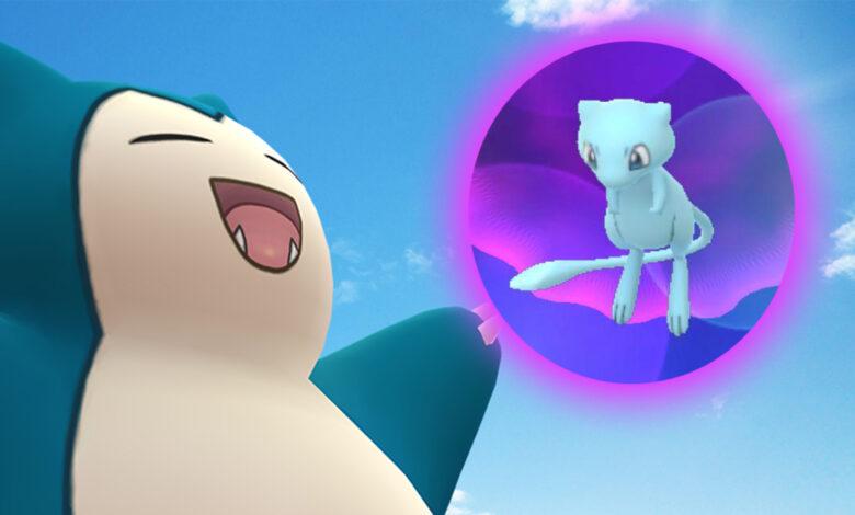 Pokémon GO: los entrenadores atrapan a Shiny Mew, así que la investigación continúa
