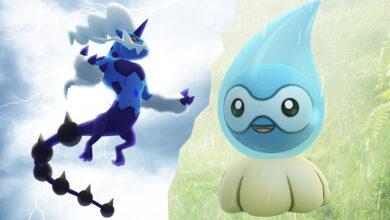 Pokémon GO trae Weather Week con un nuevo Shiny y una importante bonificación