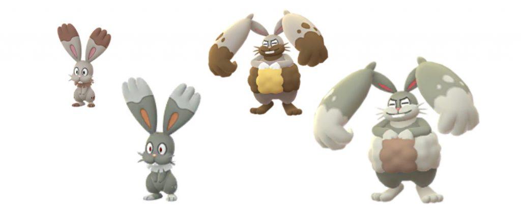 Shiny Scoppel Pokemon GO