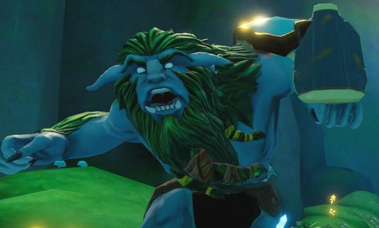 Vea 30 minutos de juego del nuevo VR MMORPG, el futuro de los juegos