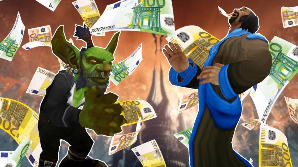 Título de WoW Money Goblin GameMaster 1280x720
