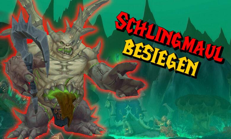WoW: así es como derrotas a Schlingmaul y haces la misión de duelo de mascotas