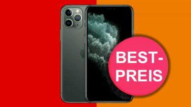 iPhone 11 Pro con 256 GB actualmente al mejor precio en MediaMarkt & Saturn