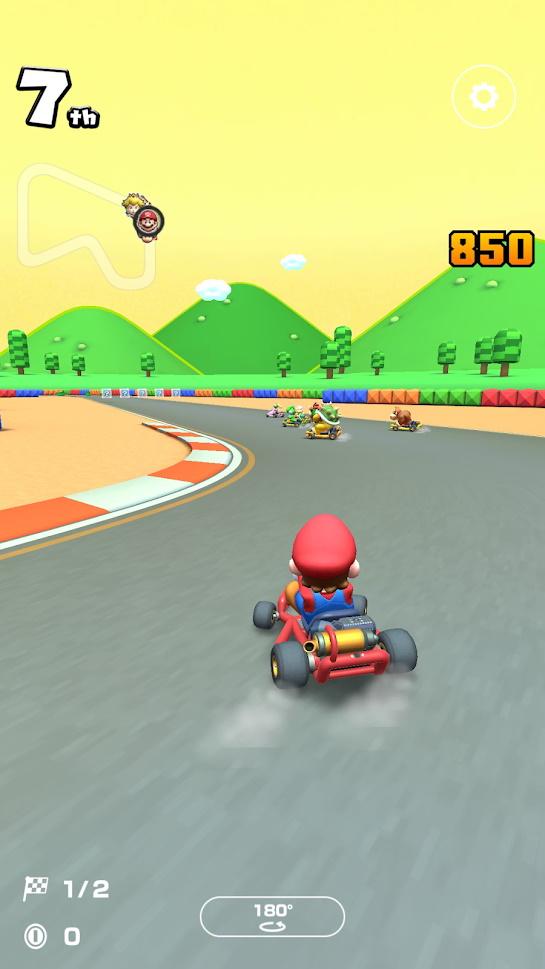 Tour de Mario Kart