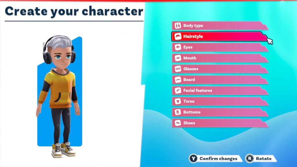 youtubers life 2 creación de personajes