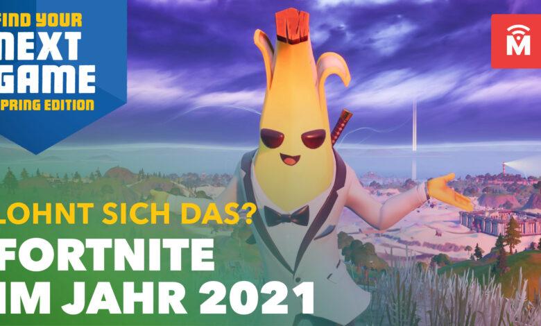 ¿Todavía vale la pena ingresar a Fortnite en 2021?