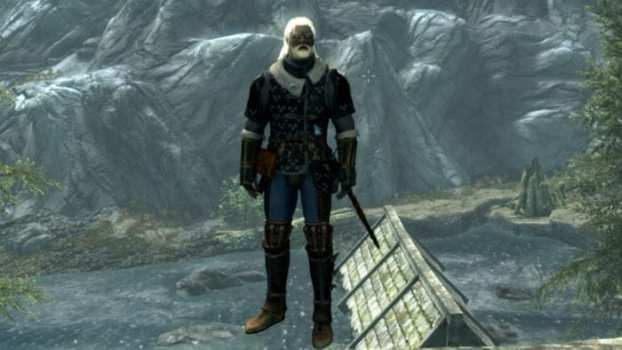 Witcher 3 Feline Armor (PC, Xbox One)