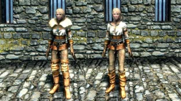 Ciri Armor Mod (Xbox One)