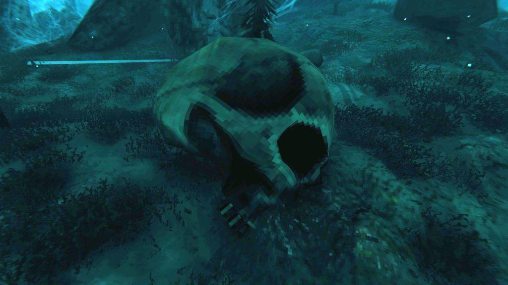 Cráneo de Valheim Nebellande