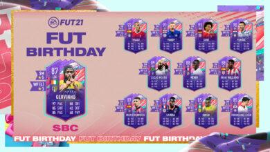 FIFA 21: Cumpleaños de SBC Gervinho FUT - Requisitos y soluciones