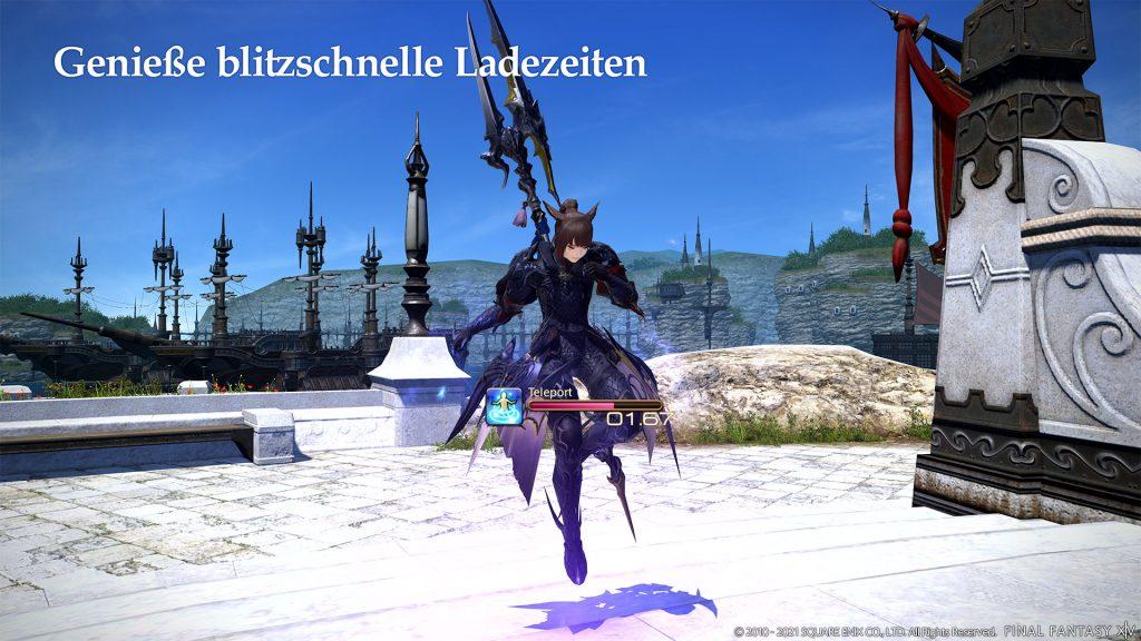 ffxiv ps5 versión captura de pantalla 2