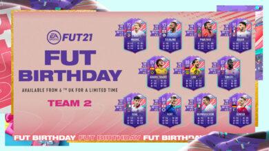 FIFA 21: FUT Birthday Team 2: se anunció el nuevo equipo del evento que celebra el modo Ultimate Team