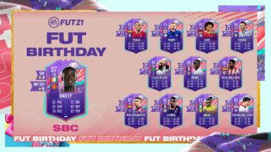FIFA 21: SBC Eric Bailly FUT Birthday - Requisitos y soluciones