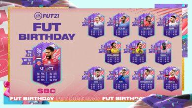 FIFA 21: Jerry St. Juste FUT Birthday SBC - Requisitos y soluciones