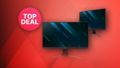 Monitor de juegos Acer: bestia de rendimiento con 144 Hz a un precio superior