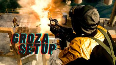 CoD Warzone: el rifle de asalto se considera un nuevo FFAR - Configuración y valores para Groza