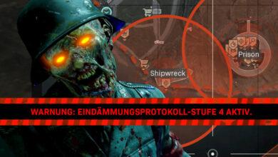 ¡Peligro! Cualquiera que muera en CoD Warzone puede convertirse en un zombi