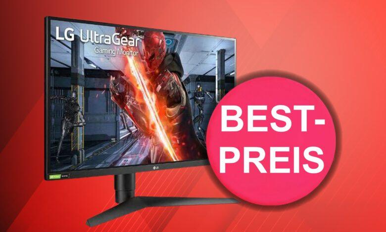 Buen monitor para juegos con 240 Hertz a un precio excelente en Amazon