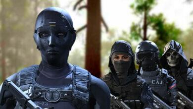 5 pieles negras en CoD Warzone que te dan ventajas en la oscuridad