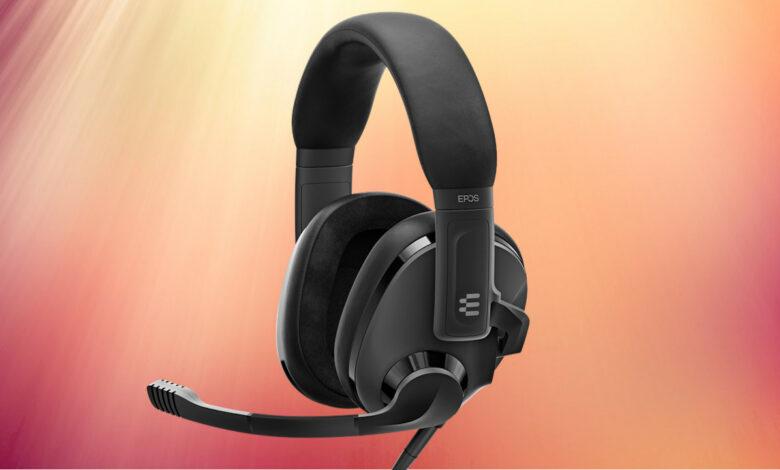 El nuevo auricular para juegos de EPOS es un potente todoterreno y un verdadero consejo