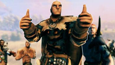 Los vikingos ambiciosos quieren convertir Valheim en un MMO con 1000 jugadores