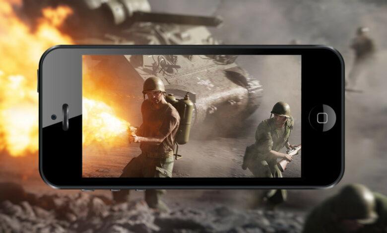 Nuevo campo de batalla anunciado para 2022: aparece en iOS y Android