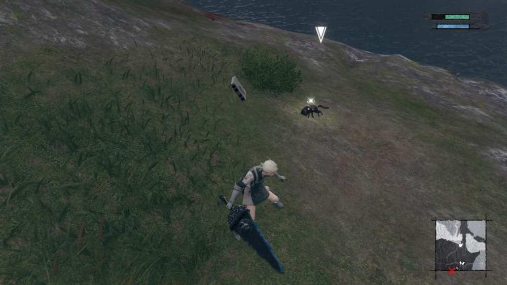 Denegar al replicante dónde encontrar un perro (búsqueda de un perro extraviado)