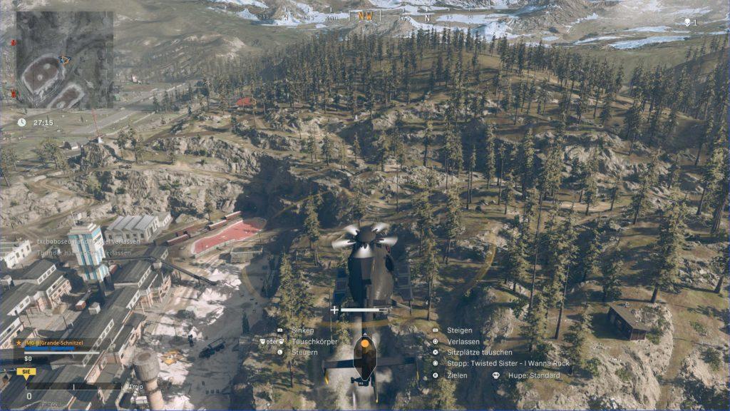 bacalao zona de guerra verdansk 84 - cantera es mina de sal