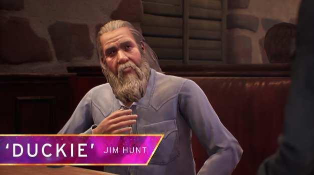 'Duckie' - Jim Hunt