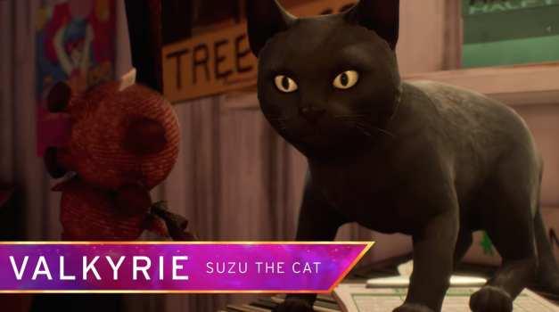 Valkyrie - Suzu el gato
