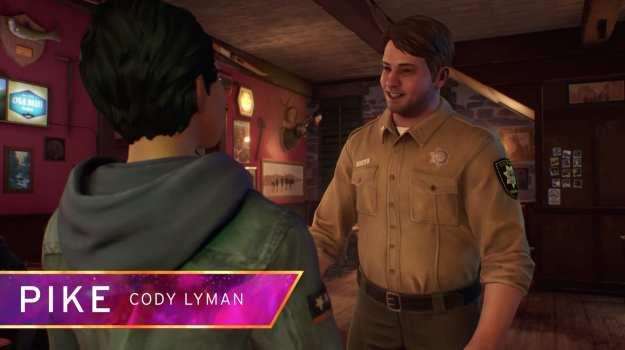 Pike - Cody Lyman