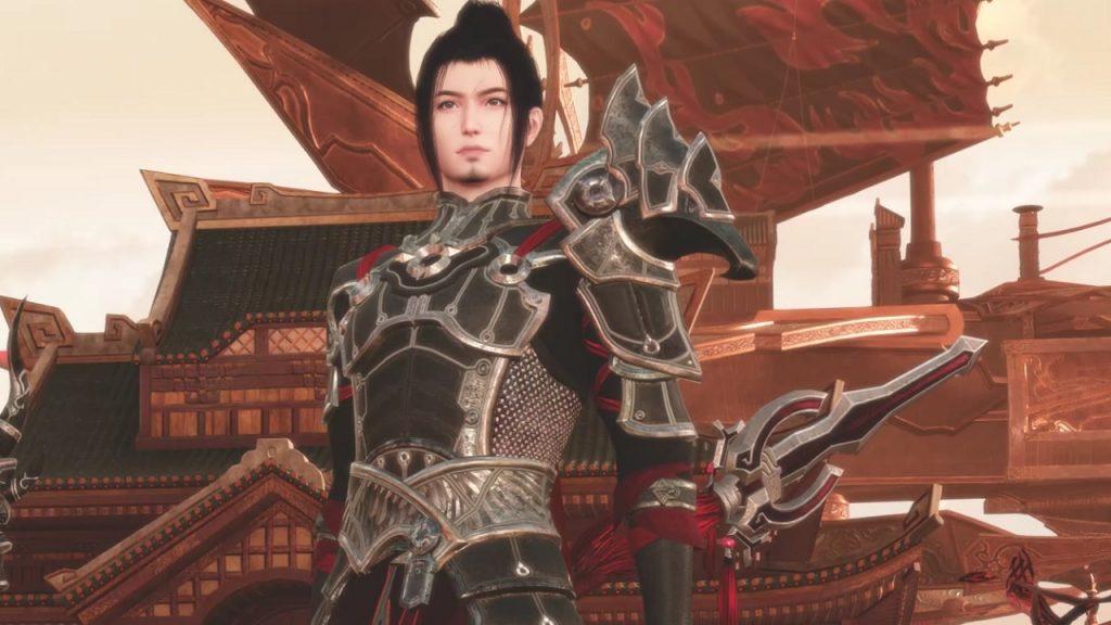 Maestro de la lanza de Swords of Legends