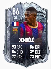 FIFA 21 Dembélé