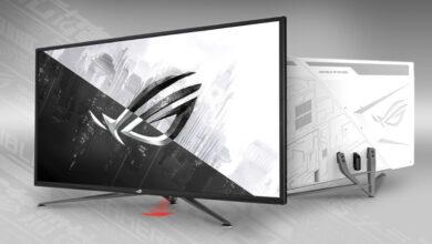 El primer monitor gaming con HDMI 2.1 cuesta 1.600 euros, ¿merece la pena comprarlo?